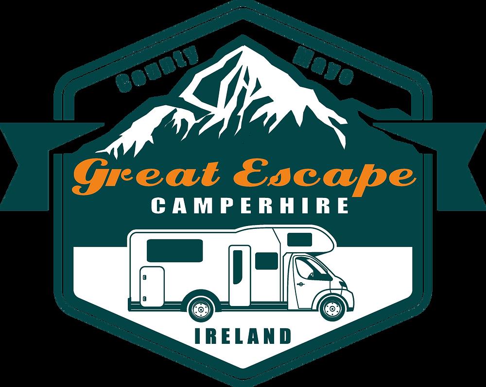 Great Escape Camper Hire Logo