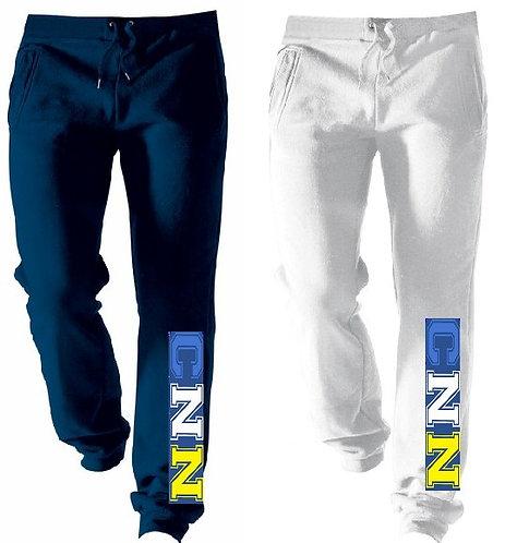 Pantalon - Mixte - Bleu ou Blanc