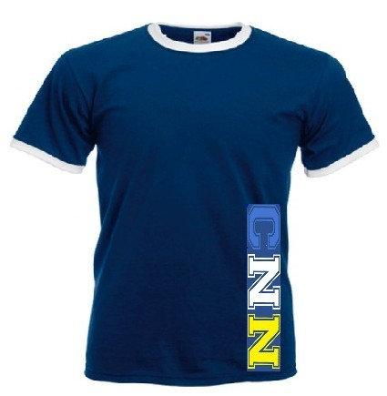 Tee-shirt - Homme - Bleu