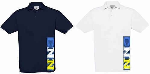 Polo - Homme - Bleu ou Blanc