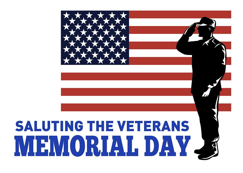 Memorial Day: Saluting the Veterans