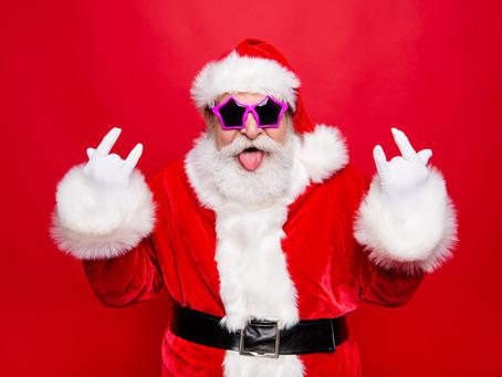 Papai Noel, de onde você vem?