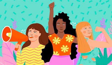 A inclusão e o papel feminino na sociedade