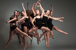 clases de danza jazz, modern dance, lleida, barcelona