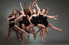 Dansa moderna, jazz de 3 a 12 anys barcelona, lleida