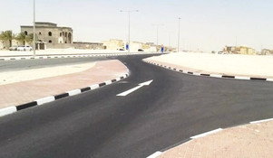 MAINTENANCE & IMPROVEMENT OF ROADS THROUHOUT QATAR CONTRACT 3