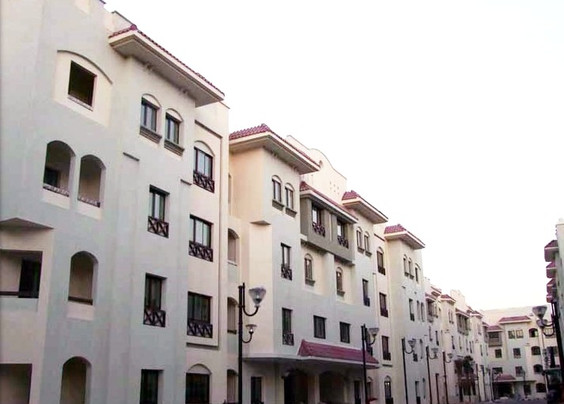 Residential Commercial Complex