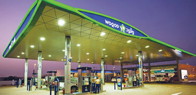 CONSTRUCTION (6) WOQOD PETROL STATIONS