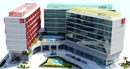 IBIS & ADAGIO Hotel Complex