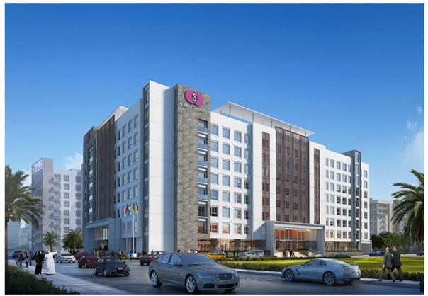 HOTEL APARTMENT BLDG (3B+G+M+7) ALSAD