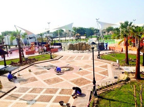 PUBLIC PARKS and PLAYGROUNDS AND PLAZA