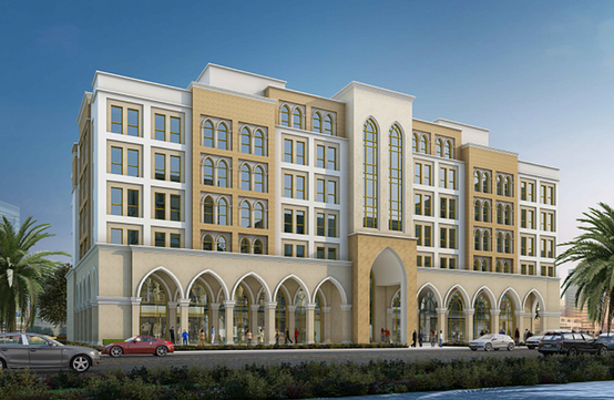 CONSTRUCTION OF RESIDENTIAL & COMMERCIAL BUILDINGS (PLOTS A25, A38, & C05) AT FOXHILLS LUSAIL