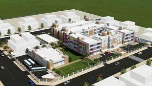 INTERNATIONAL SCHOOL (B+G+2), AL THUMAMA