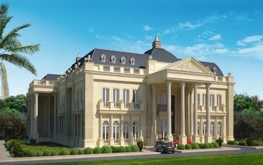 PALACE, MAJLIS & ANCILLIARY BUILDINGS