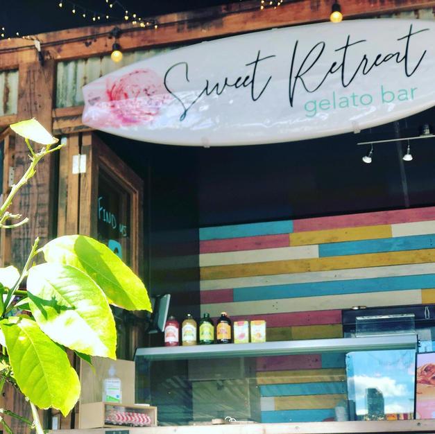 Sweet Retreat Gelato Bar