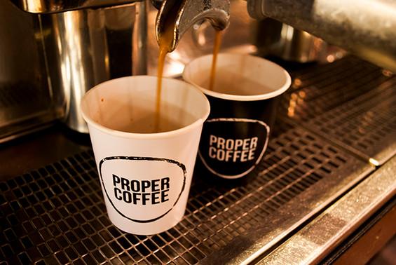 Proper Coffee
