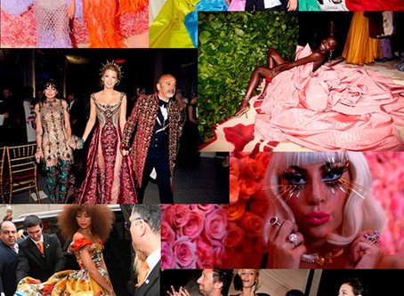 FIRST MONDAY OF MAY - Met Gala