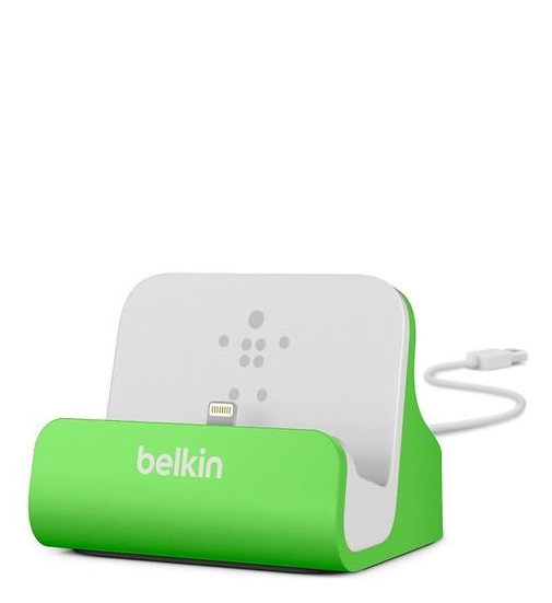 Belkin Mixit_ Chargesync Dock For Iphone – Green