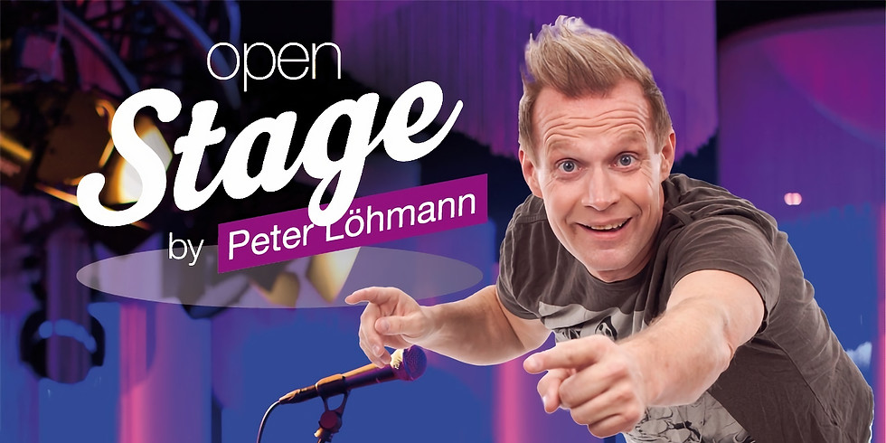 Open Stage by Peter Löhmann