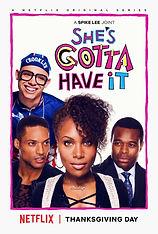 She's Gotta Have It Netflix recenzja