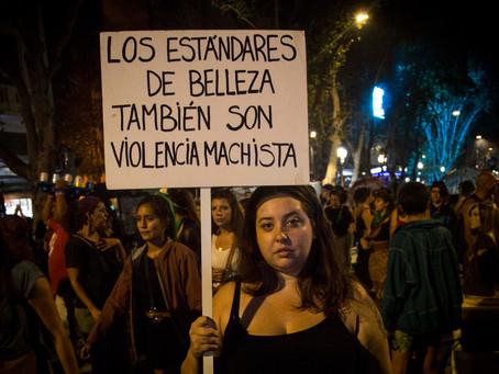 Fotos del Paro Internacional de Mujeres - 9 de Marzo
