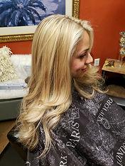 St Petersburg FL Blonde Hair Specialist.
