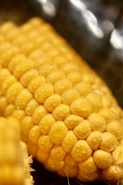 yellow plant based food