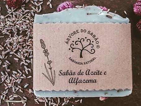 Sabão de Azeite e Alfazema