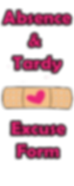 absence tardy excuse button.png