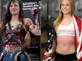 Jinh Yu Frey vs Kay Hansen (Poirier vs Hooker) June 27th