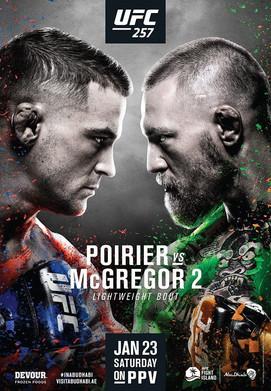 New bet alert!!! (#UFC257)