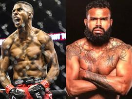 Jordan Griffin vs Youssef Zalal (Poirier vs Hooker) June 27th