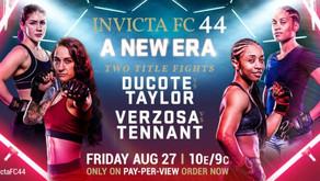 New bet alert (LFA+Invicta)