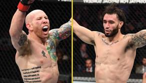 Shane Burgos vs Josh Emmett (UFC Vegas 3, June 20th)