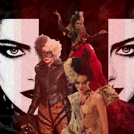 Cruella and the Commercialisation of Punk