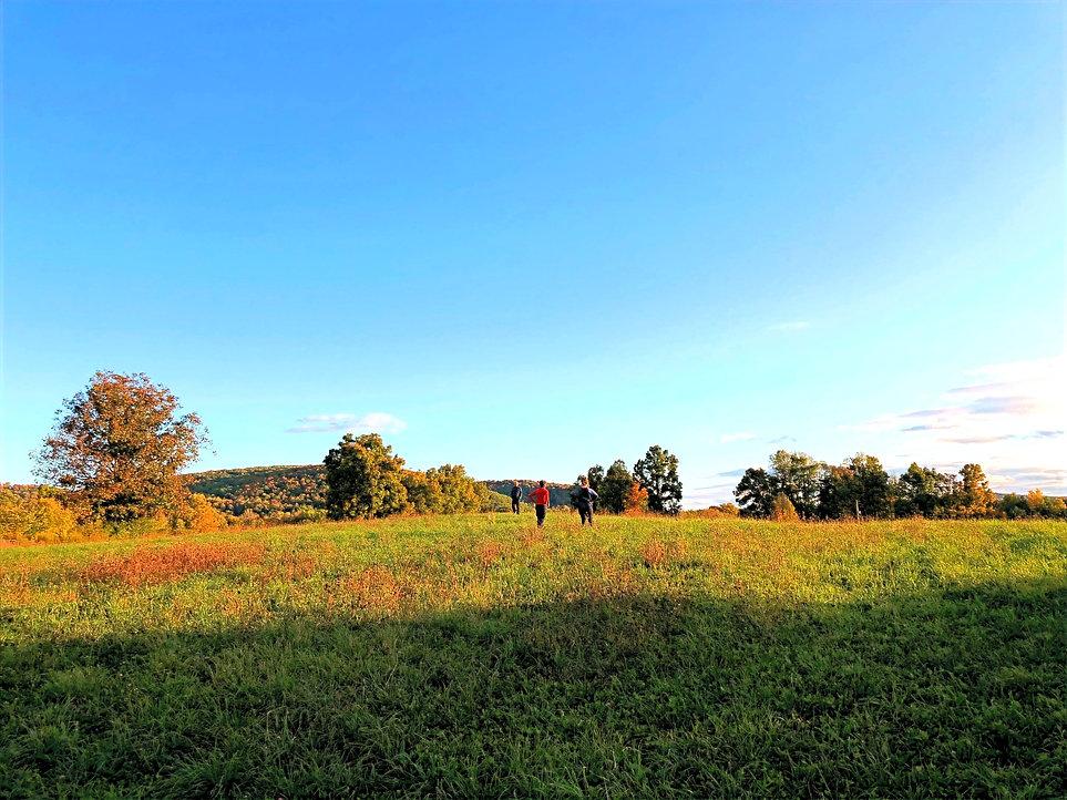 Fall Farm Vacation