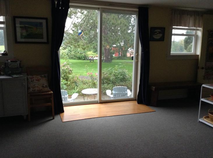 Cottage Side Entry