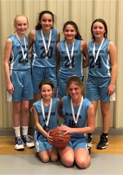 Girls Basketball - A Team
