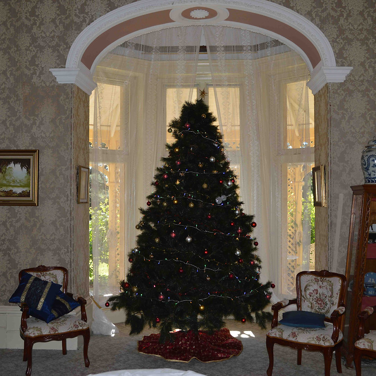 Christmas-in-July Luncheon - July 25