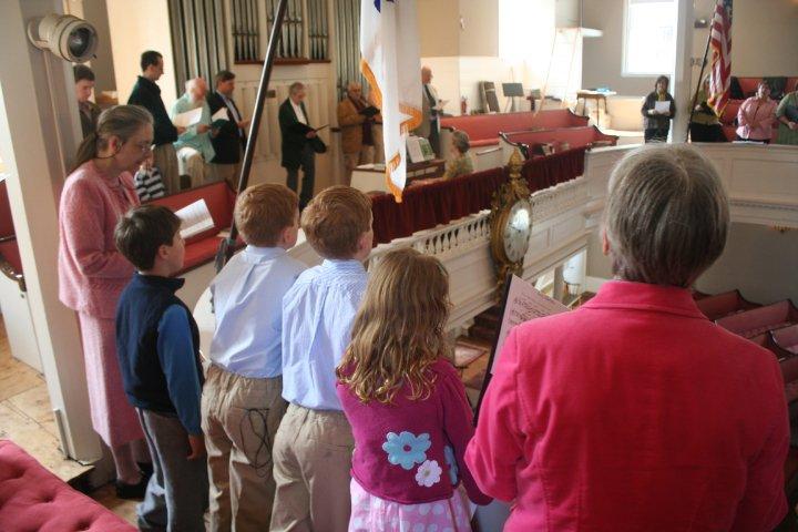 Intergenerational Choir
