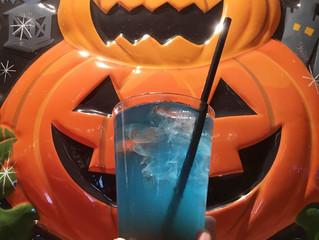 Halloween special beverage☆.*