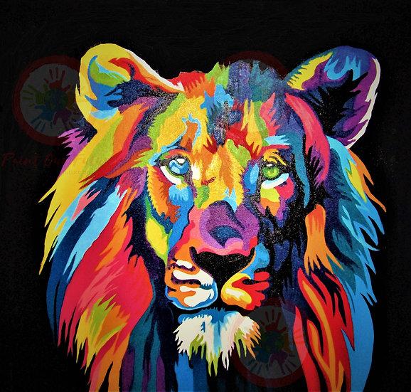 Kenyatta's Lion