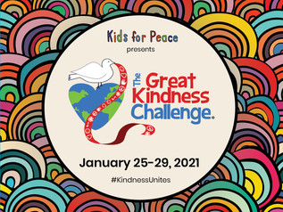 The Great Kindness Challenge! How many tasks can you complete?