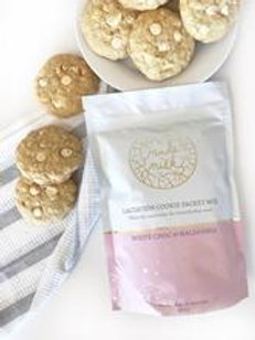Lactation Cookies Packet Mix - White Choc & Macadamia Nut