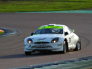 RACE Rallysport revealed at Rockingham!