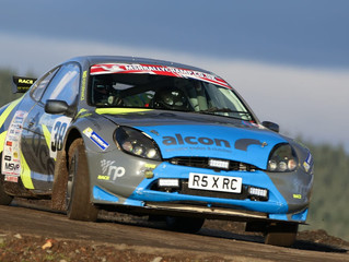 RACE RallySport - Knockhill and Bangs for the Pooma