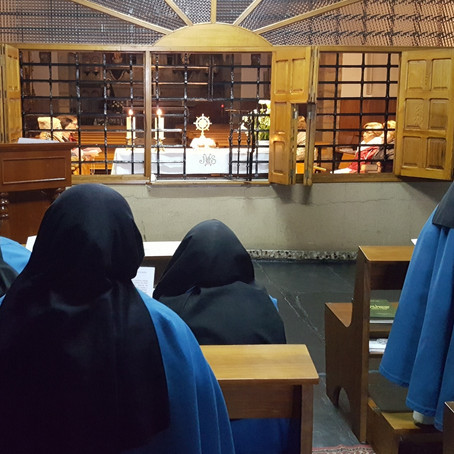 """Oración - iniciativa de """"Mater Fátima"""" en Ponferrada"""