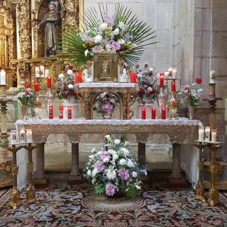 Triduo Pascual en nuestras Iglesias