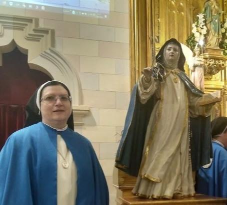 """Presentación del libro: """"Vida de Sor María de Jesús de Agreda"""" en Madrid"""