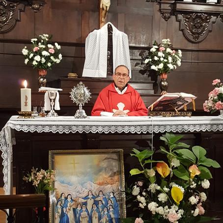 Memoria litúrgica de las 14 Beatas Mártires Concepcionistas Franciscanas